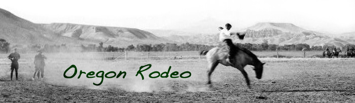 Oregon Rodeo